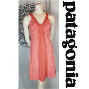 PATAGONIA Corinne Knee Length Tank Dress